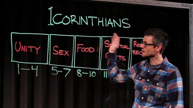 Bible in Five: 1 Corinthians | Blackhawk Church