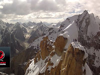 Mammut 150 Years Peak Project: Trango Tower, Pakistan (6286m / 20,623ft) - RC Helicopter Sample Footage