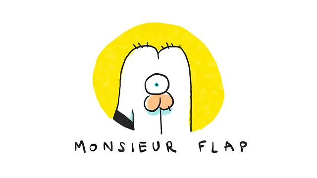 Monsieur flap