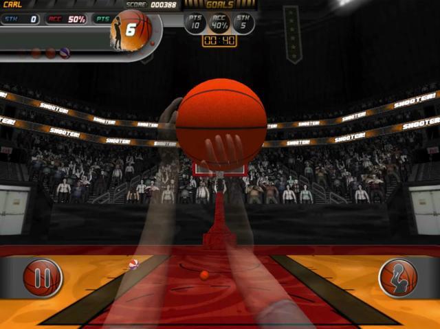 Streak Shooter - 3D Basketball Shooting Game for FREE! on ...