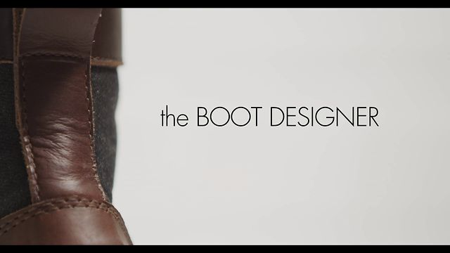 JOSHUA the BOOT DESIGNER