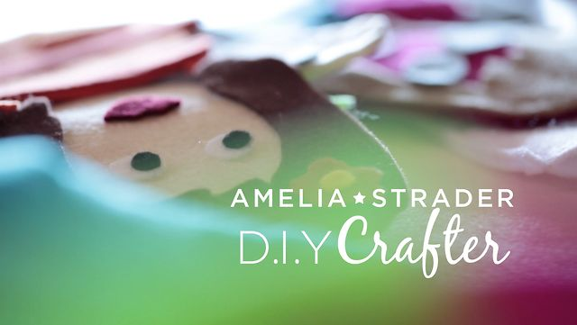 Get to know Amelia Strader on Creativebug