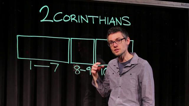 Bible in Five: 2 Corinthians | Blackhawk Church