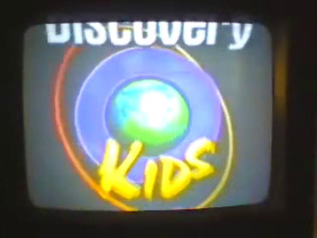 El Antiguo Discovery Kids 1997 - 1998