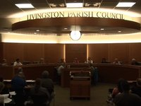 Livingston Parish Council 9-27-12