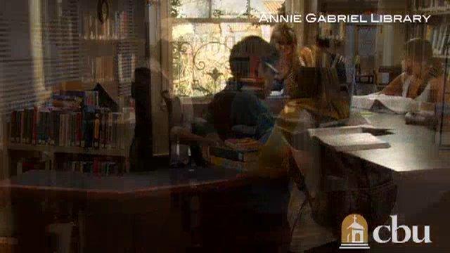 Annie Gabriel Library
