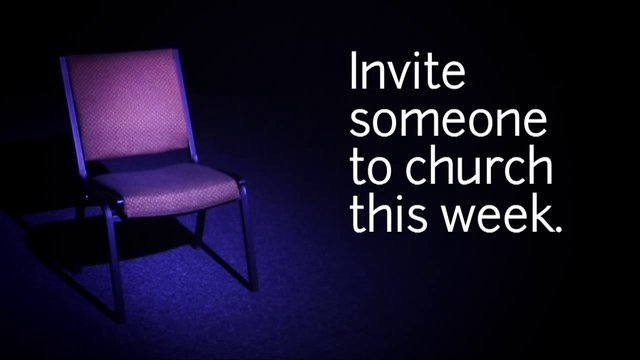 Invite Someone to Church on Vimeo
