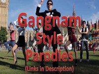 Gangnam Style Parodies Links