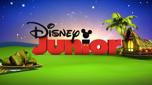 Disney Junior Logo Vimeo