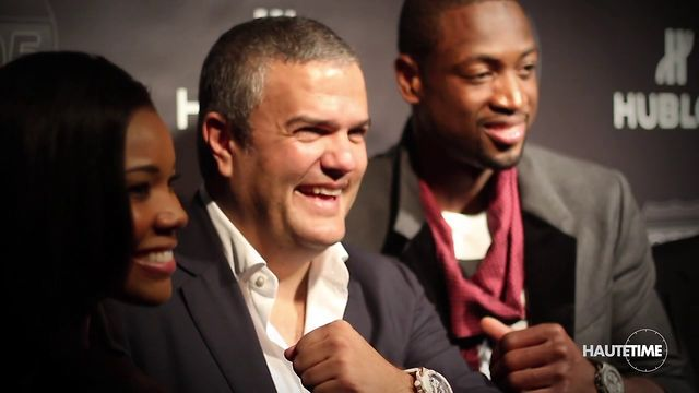 "Haute Time: Hublot King Power ""305"" Unveiling at the W South Beach"