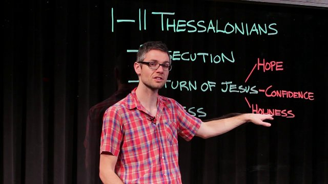 Bible in Five: 1 and 2 Thessalonians | Blackhawk Church