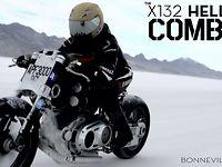 CONFEDERATE HELLCAT X132 COMBAT // Bonneville 2012