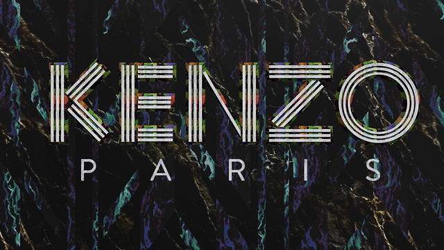 "KENZO – WOMENS FW 2012 – ""Marble Punch"""
