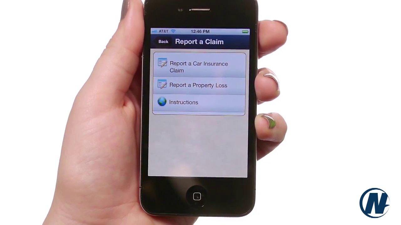 Neckerman Insurance Smartphone App Promo on Vimeo
