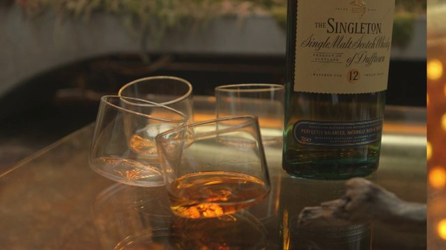The Singleton Whisky: Sam Bompas