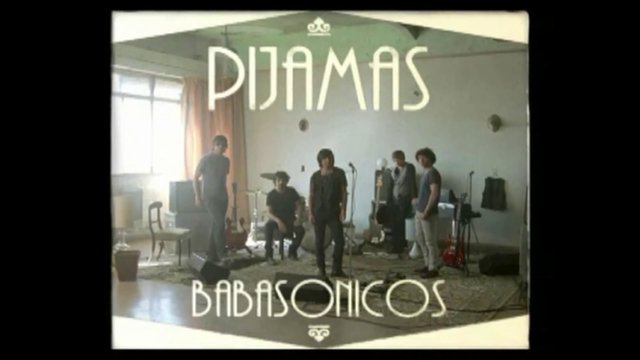 babasonicos - pijamas-Vimeo 169 upload