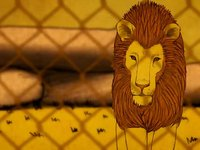 The Boy Who wanted to be a Lion