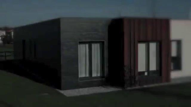 Cubriahome casas modulares cantabria on vimeo - Casas prefabricadas cantabria ...
