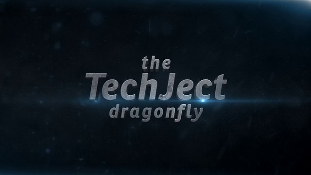 The TechJect Robot Dragonfly - Trailer 01