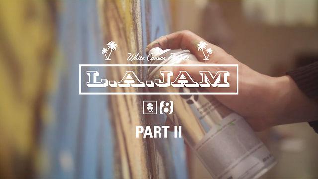 White Canvas Project 2: LA Jam - FULL MOVIE