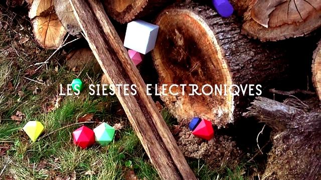 Les Siestes Electroniques - Teaser