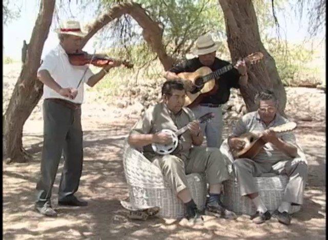 Estudiantina de la Pampa - Tema: Canciones Tradicionales
