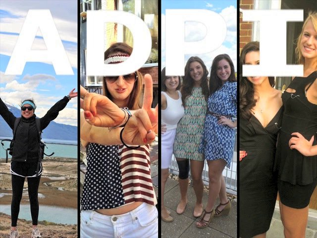 Alpha Delta Pi GW Recruitment Video- Night #3