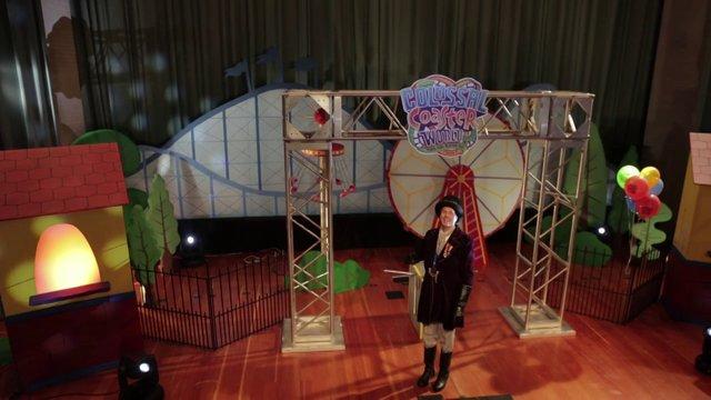 Colossal Coaster World Kids Promo