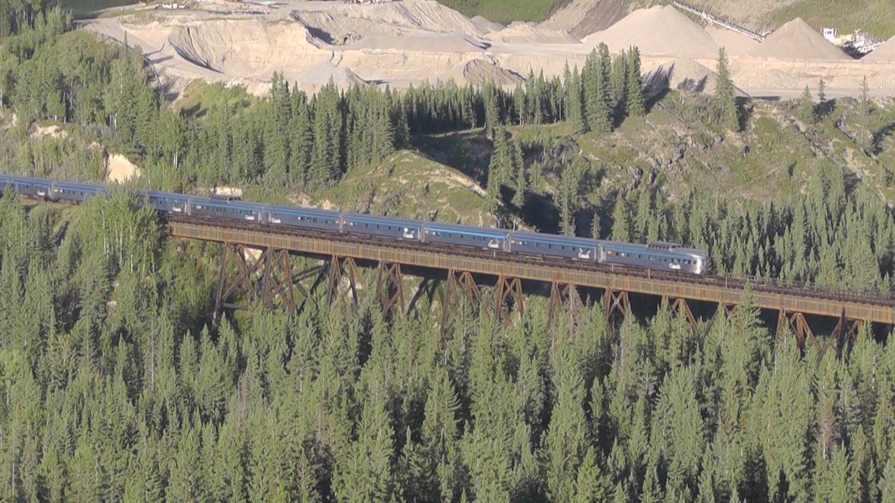 Via Rail Canadian Rockies Tours
