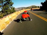 Longboarding: BBDH2012 Raw Run