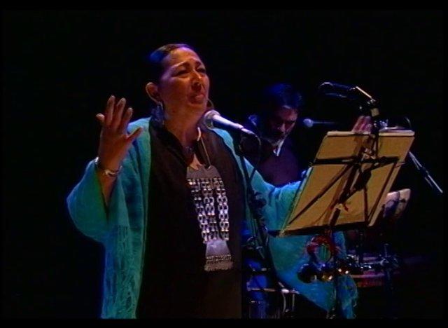 Beatriz Pichi Malen - Tema: Pewen Tayul