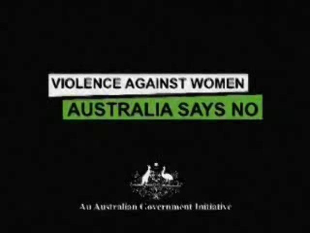 Australia says no - 3
