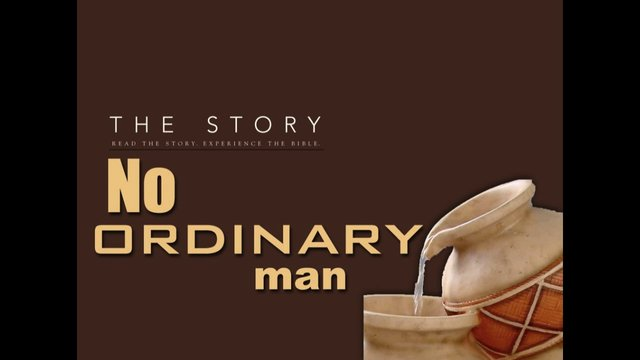 ordinary men first chapter Ordinary men matthew tells us that simon, called peter, was a fisherman, as was his andrew were the first men actually called to follow jesus christ.