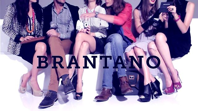 BRANTANO  backstage video