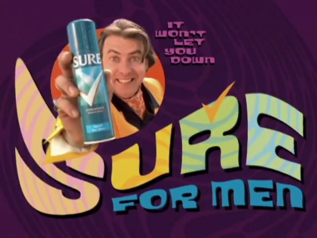 Commercial: Sure For Men