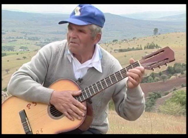 Pedro Ramírez - Tema: Cura Paso (del folclor)