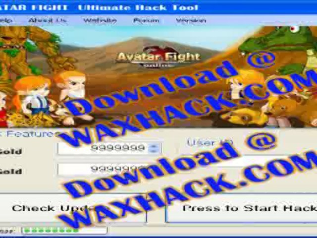 Avatar Fight Cheats Android