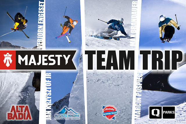 Majesty Skis Team Trip - Full Edit