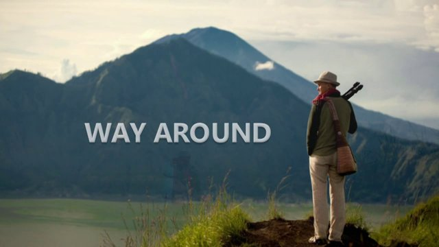 Way around (6-months journey in Thailand, Malaysia, Indonesia and China)