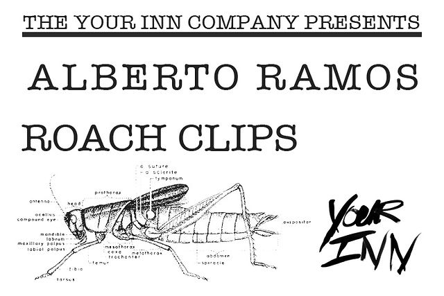YOUR INN - ROACH CLIPS - ALBERTO RAMOS