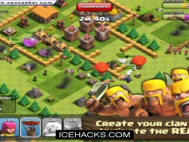 clash of clans hack tool download no survey