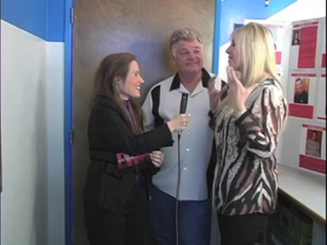 Storage Wars interview Dan & Laura Dotson by Charlotte Laws Oct 2012