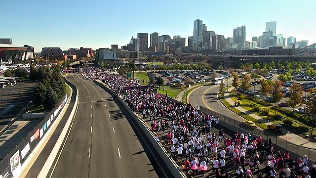 ShutterFly: Art of Flight Series: Susan G  Komen 2012 Race for the Cure