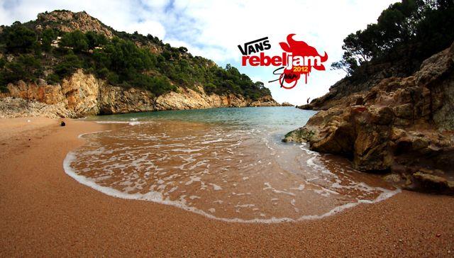 VANS Rebeljam 2012 Spain