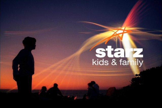 Starz Kids and Family