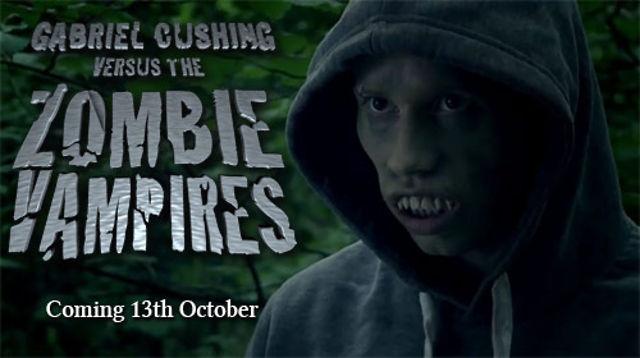 [TEASER #2] Gabriel Cushing Vs The Zombie Vampires