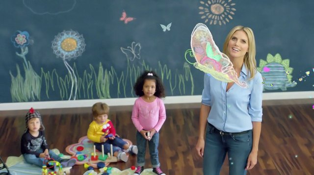 Babies R Us: Truly Scrumptious by Heidi Klum