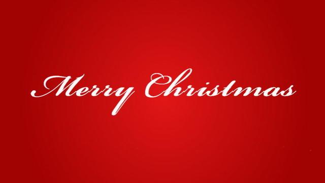 Merry Christmas Tag on Vimeo
