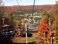Mont Saint-Sauveur - Fall Colours : October 8, 2012