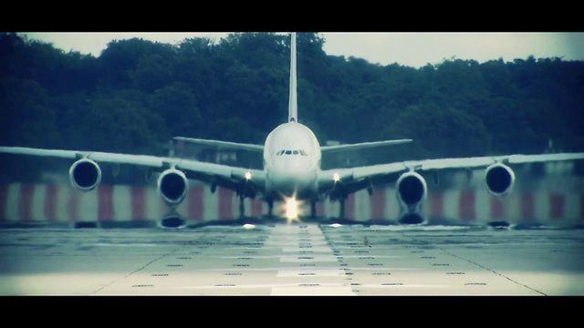 Film r&eacute;alis&eacute; pour Thai Airways International France sur la livraison de l&#039;A380.